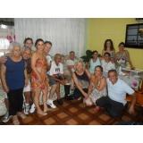 Casa de repouso para idosos na Vila Ponte Rasa