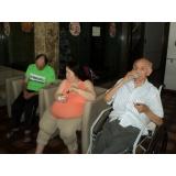 Casa de repouso para idosos valores no Parque do Carmo