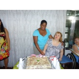 Casa para repouso de idosos no Jardim Santana