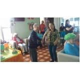 Casa para repousos de idosos valor na Chácara Santana