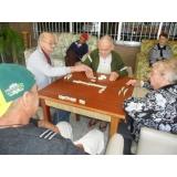 Casas para o repouso de idosos na Cohab Brasilândia