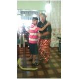 Clínica de fisioterapia idosos na Fazenda Aricanduva