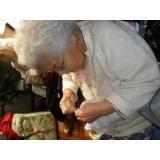 Clínica de fisioterapia idosos na Vila Dalila