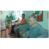 Clínica de fisioterapia idosos no Parque Brasil