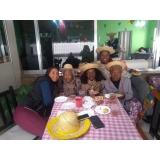 clínica de hospedagem de baixa permanência para idosos Chácara Santana