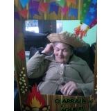 clínica de hospedagem de longa permanência para idosos Conjunto Residencial Oratório II