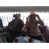 clínica de hospedagem para idoso com Alzheimer Chácara Santana