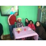 clínica de hospedagem para idoso com fisioterapia Parque Brasil