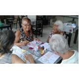 clínica de repouso para idoso na Vila Ema
