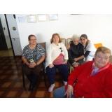 Clínica de repouso para idoso
