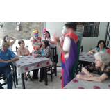 clínica dia para idosos com AVC preço Jardim Brasília