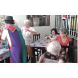clínica dia para idosos particular preço Brás