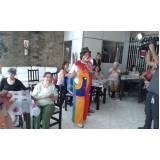 clínica dia para idosos passarem o dia preço Fazenda Aricanduva
