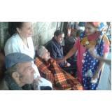 clínica dia para idosos