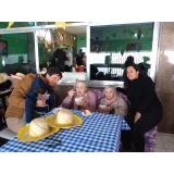 clínica e casa de idosos Jardim Brasilina