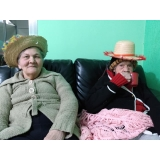 clínica e casa para o idoso Carrãozinho
