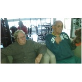 Clínica idosos na Ponte Rasa