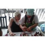 creche de idoso particular no Parque Brasil
