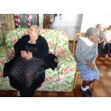 Creche para idosos na Chácara Santana