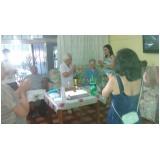creche para idosos na Vila Maria Augusta