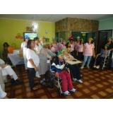 Creche para idosos na Vila Zelina