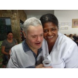Cuidador de idosos na São Lucas