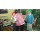 Cuidador de idosos na Vila Dalila