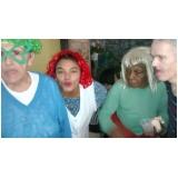 Cuidadora de idosos na Vila Ema