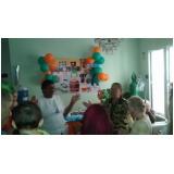 Cuidadores de idosos em Moema