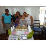 Cuidadores de idosos na Cohab Brasilândia