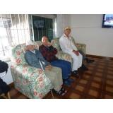 Cuidadores de idosos na São Lucas