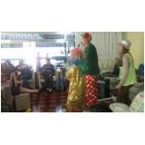 Cuidadores de idosos na Vila Maria Amália
