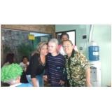 Cuidadores de idosos na Vila Zelina