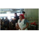 Cuidadores de idosos no Parque São Jorge