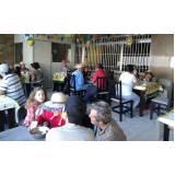 cuidados com idosos acamados Vila Luso Brasileira
