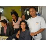 Cuidar de idosos na Vila Luso Brasileira