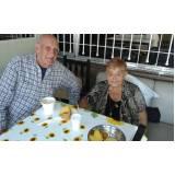espaços adaptados para idosos preço Vila Brasilina
