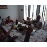 hotel de idosos no Limão