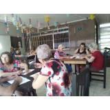 hotel residencial para idosos de curta permanência preço Jardim Ibirapuera