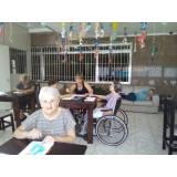 hotel residencial para idosos para recuperação preço Parque Palmas do Tremembé
