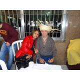 Lar de idosos em Aricanduva