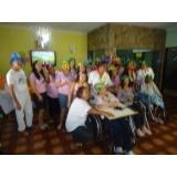 Lar de idosos na Vila Maria Augusta
