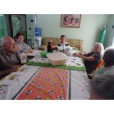 Lar de idosos na Vila Zelina