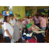 Lar idosos na Chácara Santana