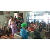 Lar idosos no Parque Vila Maria
