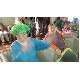 Lar para idosos preço no Limão