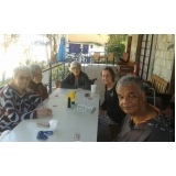 moradia de idoso com médicos Vila Luso Brasileira