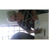moradia para idoso com nutricionista Chácara Santana