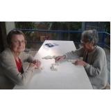 moradia para idoso de curta permanência Jardim Brasil