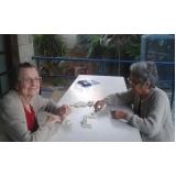 moradia para idoso de longa permanência Jardim Belém